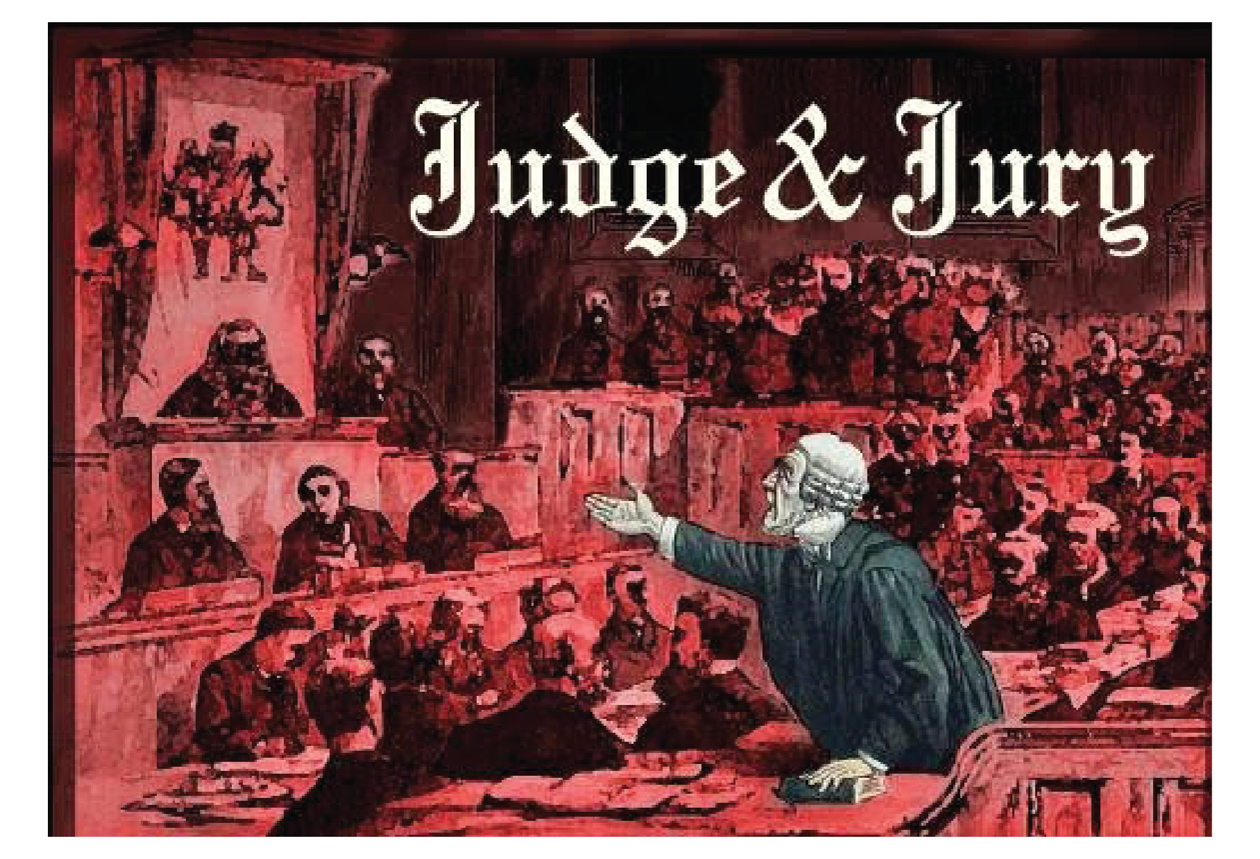 Judge & Jury Napa Cabernet Red Blend